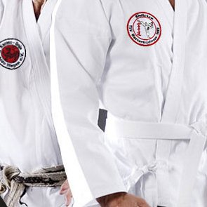 Kampfsport Aufnäher