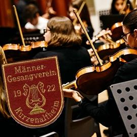 Musikverein Aufnäher