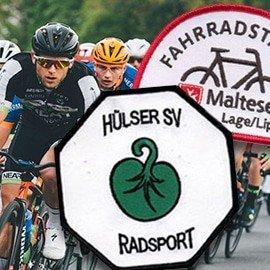 Radsport Aufnäher