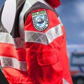 Rettungsdienst Aufnäher