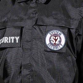 Security Aufnäher